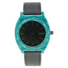 Nixon Women's Adult Round Wristwatches
