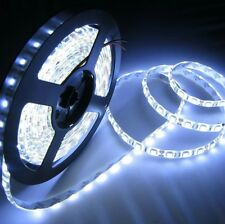 5M Cool White 3528 SMD LED Strip Light Non-Waterproof 12V DC 300 LED