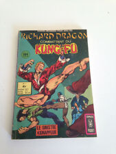 AVr24---- ARTIMA   Comics POCKET  Richard DRAGON combattant du KUNG-FU   N° 1