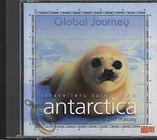 David & Phil Massey - Travellers Tales from Antarcti CD like new