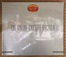 COLLECTABLE CHIVAS REGAL 200 YEAR CHARITY AUCTION CATALOGUE 2001 - FREEPOST