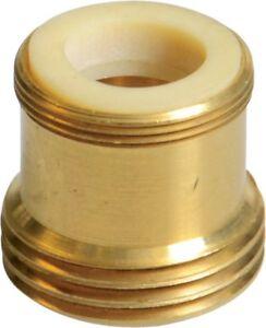 Python Aquarium Maintenance System Replacement Brass Adaptor