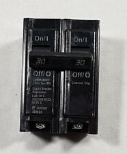 Commander Circuit Breaker 2 Pole 30 Amps Bolt On 960816 NEW