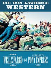 La Don Lawrence Western (tedesco) Hardcover lim.500 ex TRIGAN/STORM/Virginia