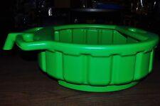 Lisle 17952 Oil Drain Pan, Green 4.5Gal