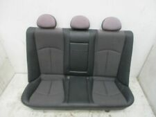 Bench Seat Rear Partially Leather 731 Fabric/Leather Mercedes-Benz