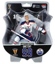 Wayne Gretzky Edmonton Oilers Vintage Hockey NHL 6' Action Figure Ltd 950 - NEW