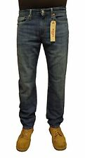 Levi's Men's 514 Straight Leg Jeans Blue Faded Wash 514-0761