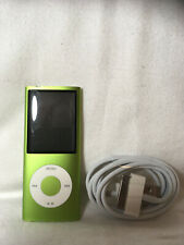 Apple iPod Nano 4th Generation Green (8GB)