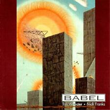 TIM WHEATER / NICK FRANKS = babel = AMBIENT ABSTRACT ELECTRO NEW AGE !!