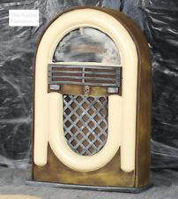 Vintage radio embrujada luz y sonido inalámbrico Decoración De Halloween PROPULSOR