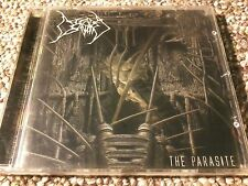 Poppy Seed Grinder / Defeated Sanity Split - Great cond. super rare Death Metal