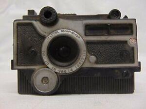 Vintage 1964 Mattel Agent Zero M Spy Snap Shot Toy Camera Cap Gun