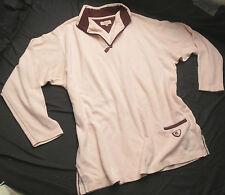 Unifarbene Kitaro Herren-Pullover & -Strickware aus Baumwolle