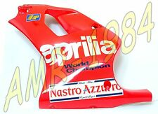 CARENA ANTERIORE SX APRILIA RS 50 ROSSI REP. DEL 1998 ROSSO FLUO'  AP8239880