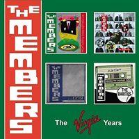 Members - Virgin Years [New CD] UK - Import