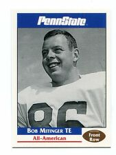 BOB MITINGER 1992 Front Row Second Mile PSU PENN STATE Nittany Lions QUANTITY