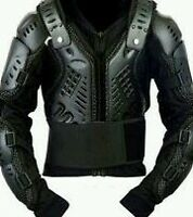 Kids - Motorbike/Motorcycle Full Body Armour Protection Jacket - Spine Suit