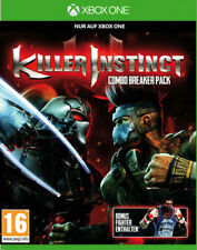 Pal version Microsoft Xbox One Killer Instinct