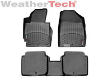 WeatherTech Car Floor Mats FloorLiner for Hyundai Elantra - 2011-2013 - Black