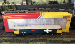 Hornby R3287 Class 47 Br Blue (sound Removed)