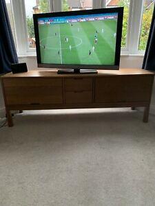 Ikea Stockholm TV Bench Sideboard