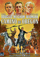 The Way West NEW PAL Classic DVD Kirk Douglas Robert Mitchum Richard Widmark