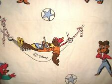 Vintage TAIL SPIN Jungle Book Duvet Cover? 38X48 Walt Disney Production Curtain