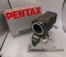 Boxed - Asahi Pentax SLR Camera Auto Macro Bellows A