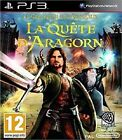 LE SEIGNEUR DES ANNEAUX LA QUETE D'ARAGORN --- pour PS3