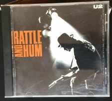 "U2, ""RATTLE AND HUM"", Island Records, 1988"