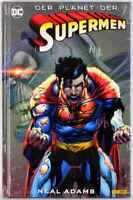 Superman - Der Planet der Supermen - lim. HC Panini - OVP