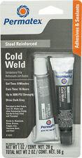 New listing Permatex Cold Weld Bonding Compound 1Oz 2/Pk 14600