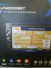 Axxera Avn6558bt Multimedia Dvd Navigation Reciever