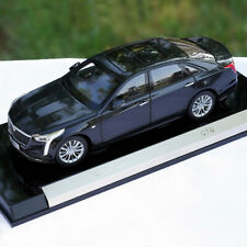 original 1:18 Scale New 2019 CADILLAC CT6 Car Model Collection Black