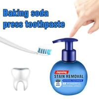 Natural Intensive Stain Remover Whitening Toothpaste high Mode quanlity F7P7