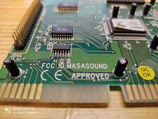 ISA Soundkarte PC-XT MA5ASOUND, Chip ALS100