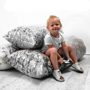 New Ivory & Deene Premium Quality Shredded Foam Bean Bag Filling 3KG Super Soft