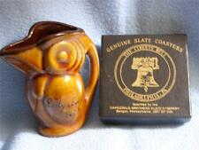 Philadelphia, Pa State Coasters And Gettysburg Pitcher