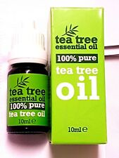 2 x 100 % Pure Tea Tree Essential Oil 10ml Antiseptic, Anti Fungal