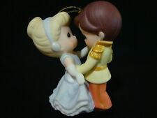 yi Precious Moments-2008 Disney/Hallmark-Cinderella And Her Prince-RARE
