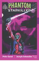 PHANTOM STARKILLER #1 MAIN COVER NM 1ST PRINT SCHMALKE CARDSTOCK SCOUT COMICS