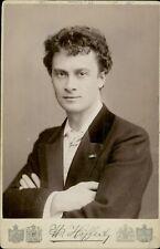 Portrait of Kainz, Josef 1858-1910 - 8x10 photo