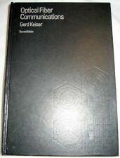 Electrical Engineering Ser.: Optical Fiber Communications by Gerd E. Keiser...