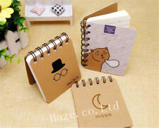 1pc Cute Notepad Pocket Memo Small Notebook Office School Supplies
