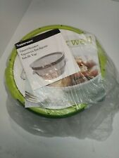 NEW TUPPERWARE SMART STEAMER~WELLNESS COOKING~FAT FREE~VEG, FISH, POULTRY