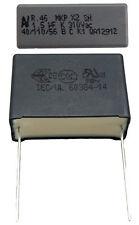 1 condensateur MKP X2 220-230V 1,5µF 1.5uF 1500nF 105K 105 K 310Vac 27,5mm