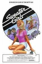 Sweater Niñas Cartel 01 A2 Caja Lona Impresión