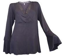 Sheego Langarm Damen-T-Shirts keine Mehrstückpackung