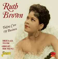 Ruth Brown - Taking Care Of Business